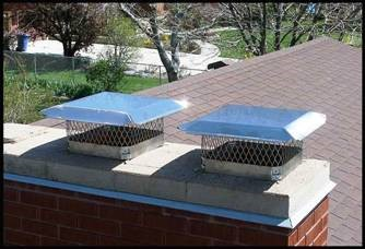 Chimney Caps Installation in San Antonio